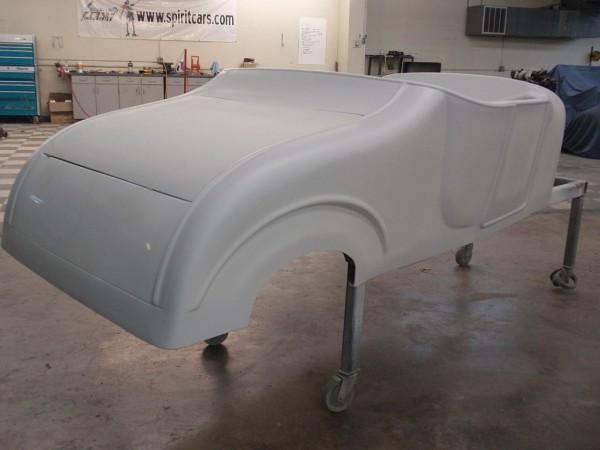1927 T Deluxe Roadster Fiberglass Body Spirit Cars