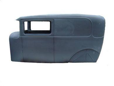 1928 1929 Model A Sedan Delivery Spirit Cars