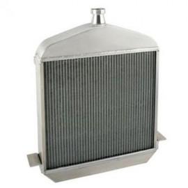 Brushed Aluminum T-bucket Radiator