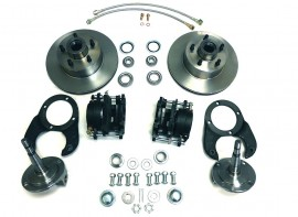 1937-1948 Early Ford Front Disc Brake Kit
