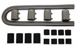 Flexible Radiator Hose Kit, 48 Inch