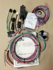 12 Circuit Wiring Kit with fuse block