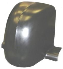 Fiberglass Track T Grille Shell