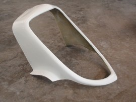 1934 Style Fiberglass Grille Shell