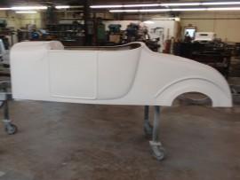 1927 T Roadster Fiberglass Body