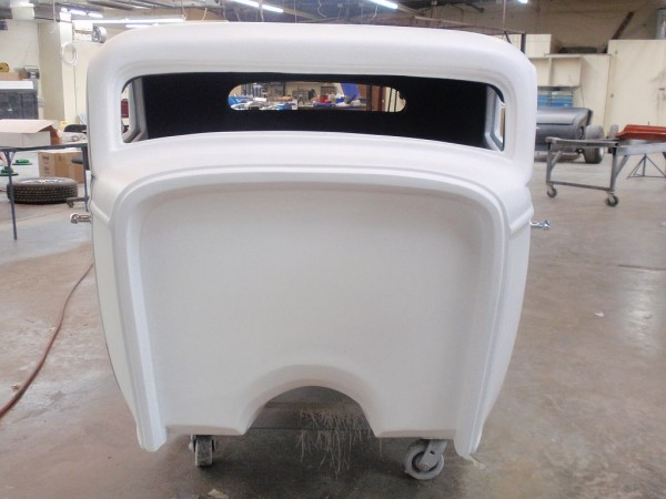 1932 Ford 3 Window Fiberglass Coupe Body Spirit Cars