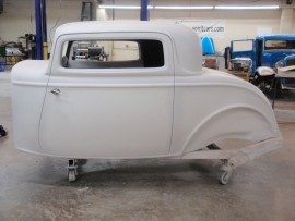 1932 3 Window Coupe