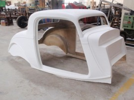 1934 Ford 3 Window Coupe (unassembled)