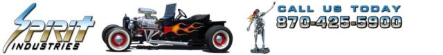 Model T Kits - Spirit Cars