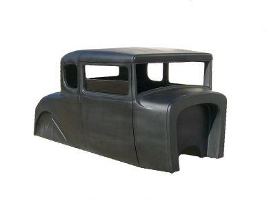 1930 31 Model A Coupe Fiberglass Body Spirit Cars